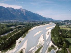 Rhein Film 2, Liechtenstein