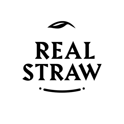 Real Straw Logo